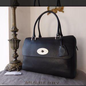 Mulberry large Del Rey Bag EUC